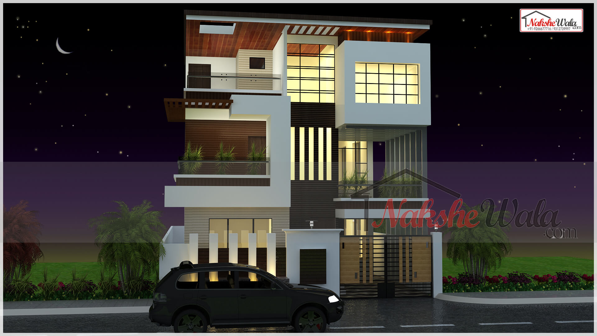 Front Design Of House In Jaipur Part - 26: Latest6.jpg
