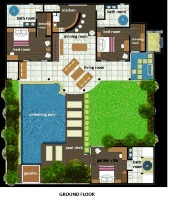 Farm House Plans Farmhouse Style Floor Plans India