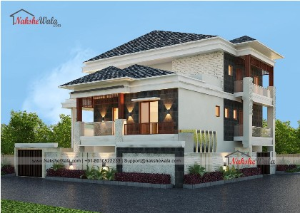 gallrey5e4e4954efcb750x60_Modern_Hut_shape_roof_duplex_house_design_by_nakshewala.com_S.jpg