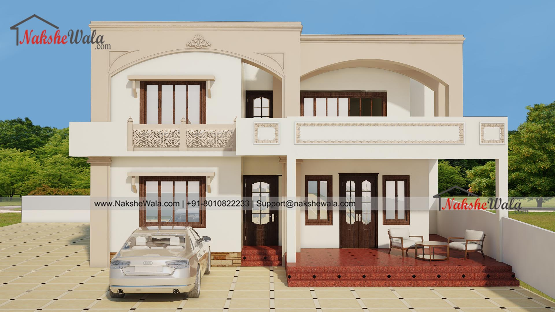 Contemporary House Elevation Modern Designs For House India,Wedding Latest Earrings Designs In Gold